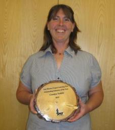 Carolyn Nesbitt is NM PLT's 2012 Outstanding Educator