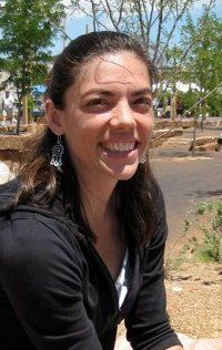 Christina Selby, Photo courtesy of EarthCare